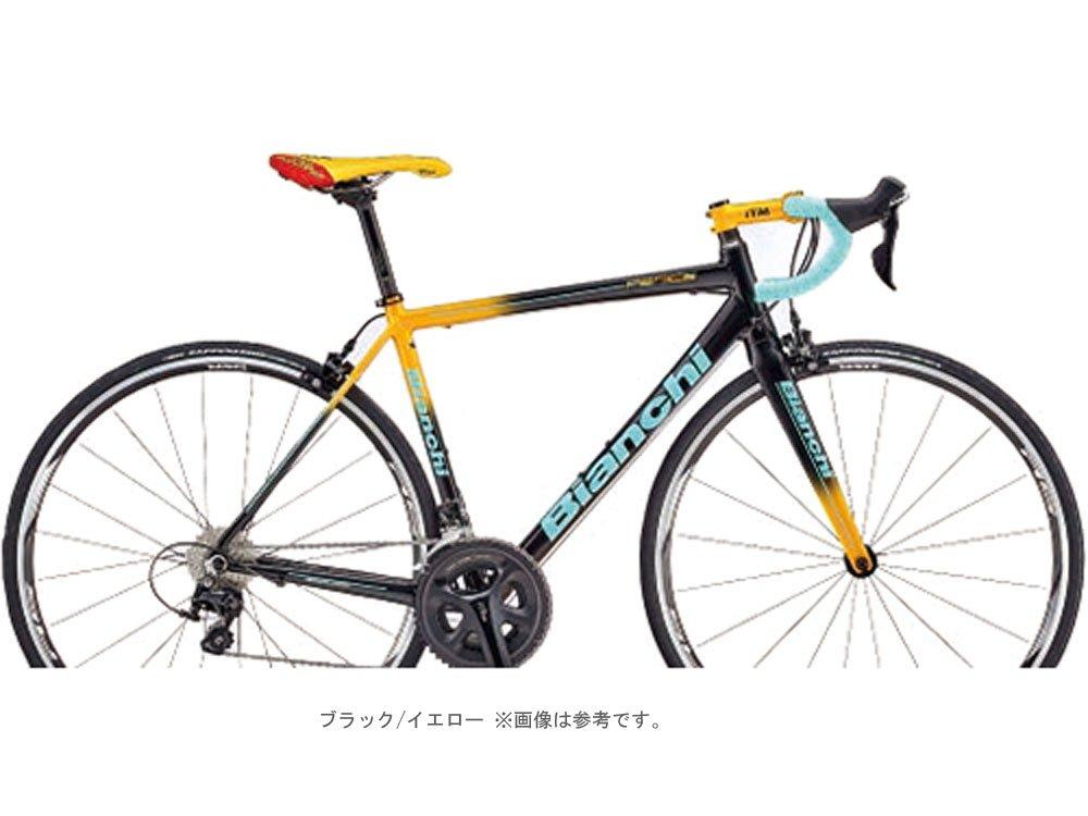 BIANCHI(ビアンキ) CYCLE 2018 FENICE PRO 105(2x11s)ロードバイク ブラック/イエロー B07557PTCC55