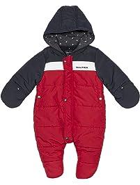 d4400f97b Nautica Boys' Colorblock Snowsuit