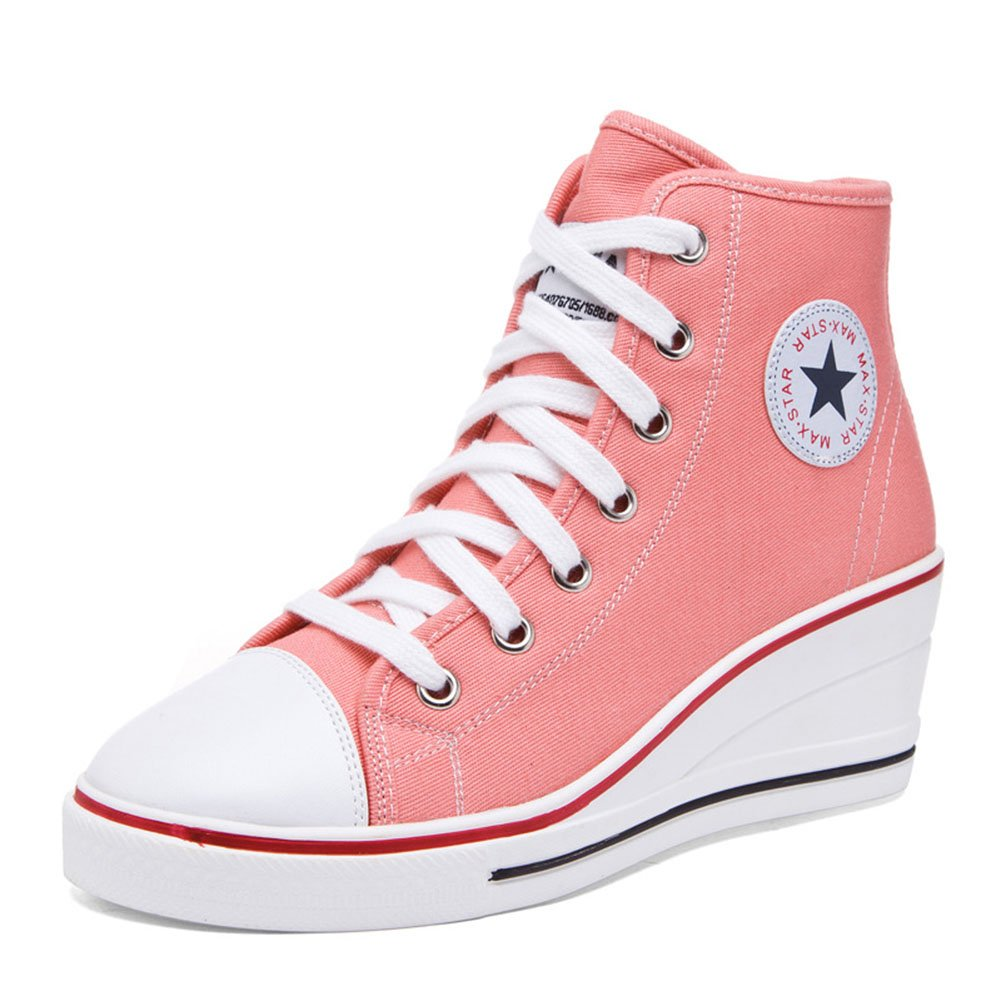 0b039a1b83bcd Amazon.com: Women's Shoes Canvas Shoes Spring/Fall Comfort Sneakers ...
