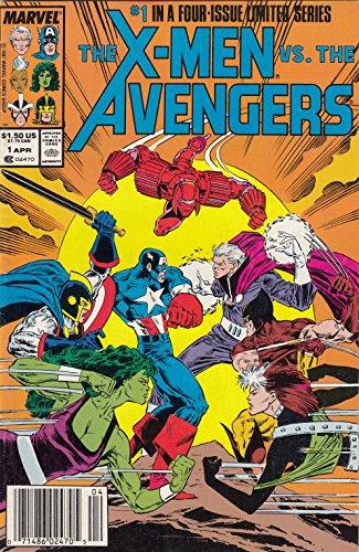X-Men vs. the Avengers #1
