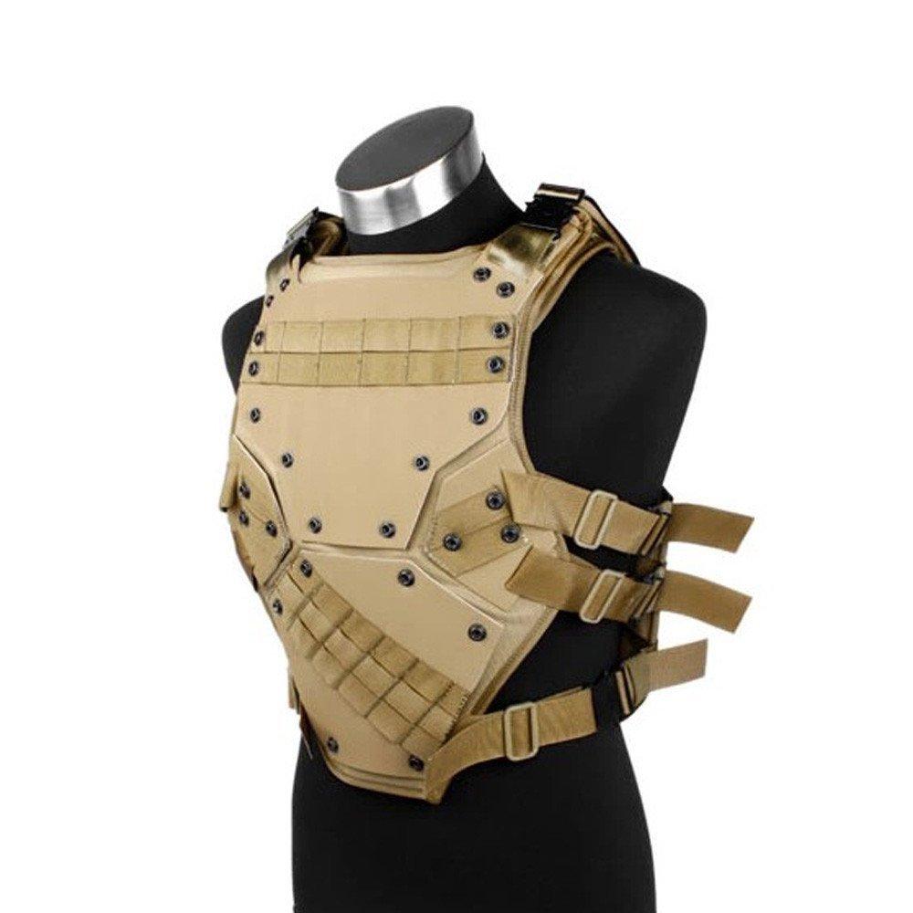 CS Schutzweste Cosplay Vest TF3 Tactical Vest Sand