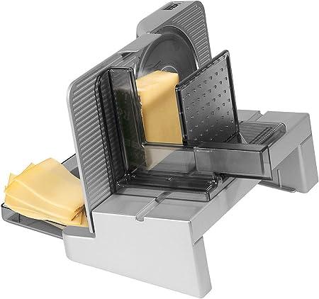Cortafiambres ritter E 16 Duo Plus, cortafiambres eléctrico con motor ecológico, made in Germany: Amazon.es: Hogar