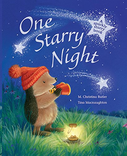 One Starry Night: A Sparkly Starry Book pdf