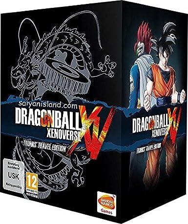 Dragon Ball: Xenoverse - Trunks Travel Edition: Amazon.es: Videojuegos