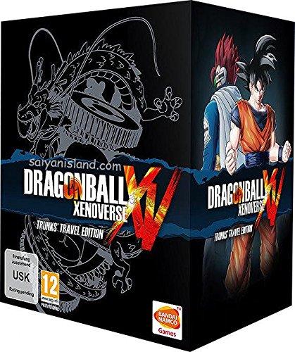 (Dragonball XenoVerse - Trunks' Travel Edition (Xbox 360) by Namco Bandai)