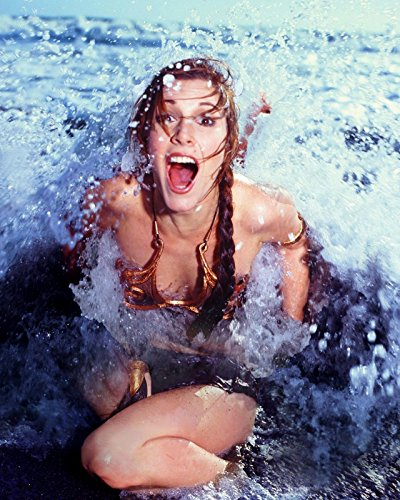 Actress Carrie Fisher Princess Leia Star Wars   8X10 Quality Photo Print  2
