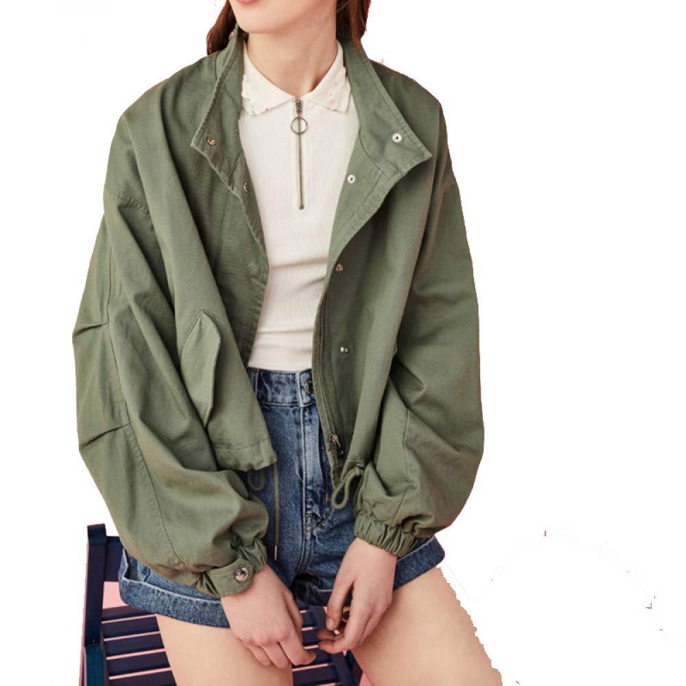 JIAKENVDE Jeans Jacken Frauen Kleidung Revers Herbst Frauen Kurzmantel Harajuku Lockern Frauen Jeansjacke Plus Größe Kleidung