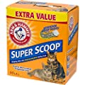 Arm & Hammer Super Scoop Clumping Litter, Fragrance Free