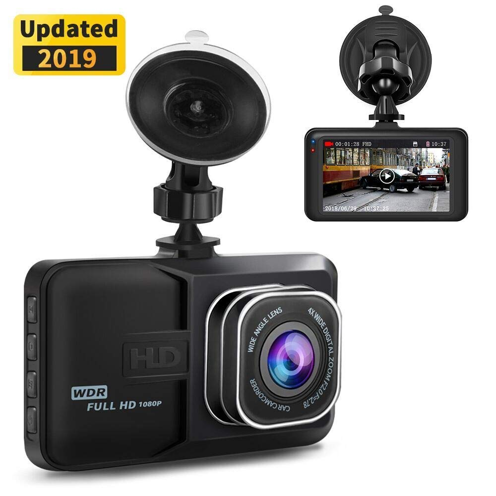 Adofys Novatek 96650 Full Hd Car Dashcam