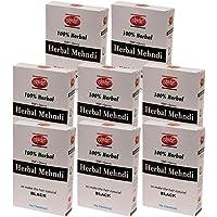 Khadi Herbal Black Mehndi (pack of 10)