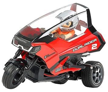 Tamiya 57407 57407-1:8 Dual Rider Trike T3-01 - Maqueta de ...