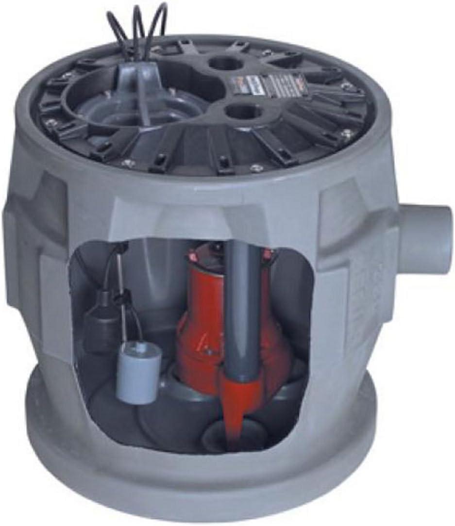 Liberty Pumps P372LE41 Series Simplex Sewage System, 1