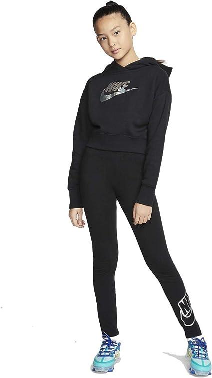 Nike Kinder Sweatshirt Ff Crop