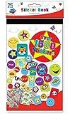 Anker Kids Create, Arts & Crafts, Sticker Book 2000 Pcs Assorted 29.7x21x2 cm