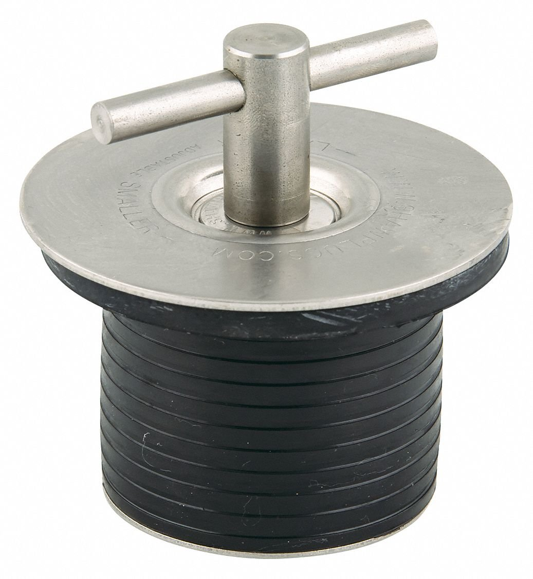 Mech Expansion Plug, Turn-Tite, 7/8In