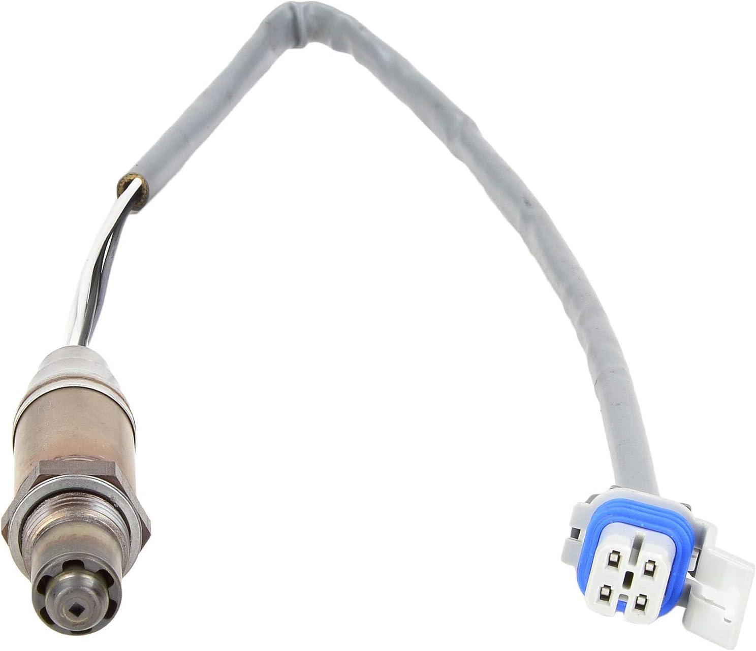 Bosch 15901 Oxygen Sensor, OE Fitment (Chevrolet, GMC, Oldsmobile, Pontiac, Saturn)