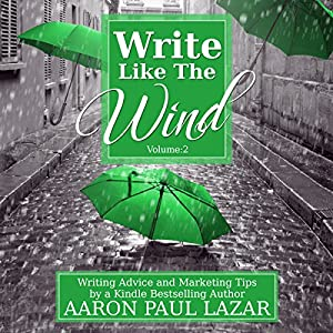 Write Like the Wind, Volume 2 Audiobook