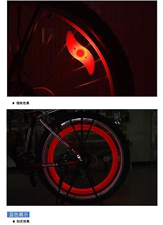L S House Mountainbike Rader Bunt Leuchtende Nacht Lampe Mit Zubehor