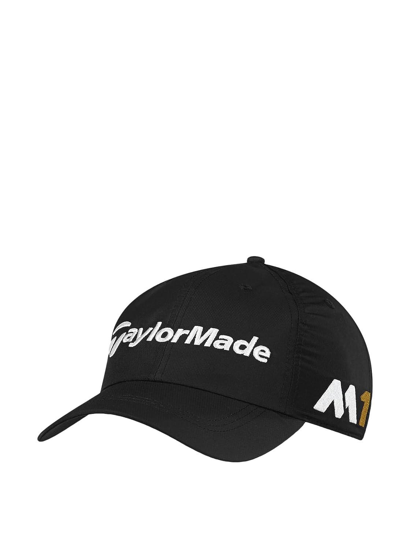 Taylormade Lite Tech Tour - Cappellino Da Uomo, Colore Nero
