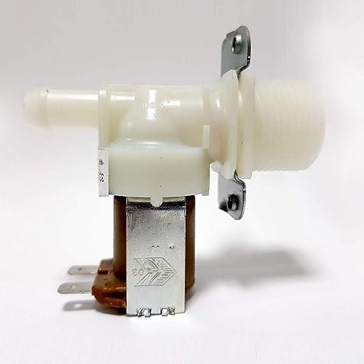 Recamania Electrovalvula Lavadora Standard Elbi 1 Via S/180º 24V ...