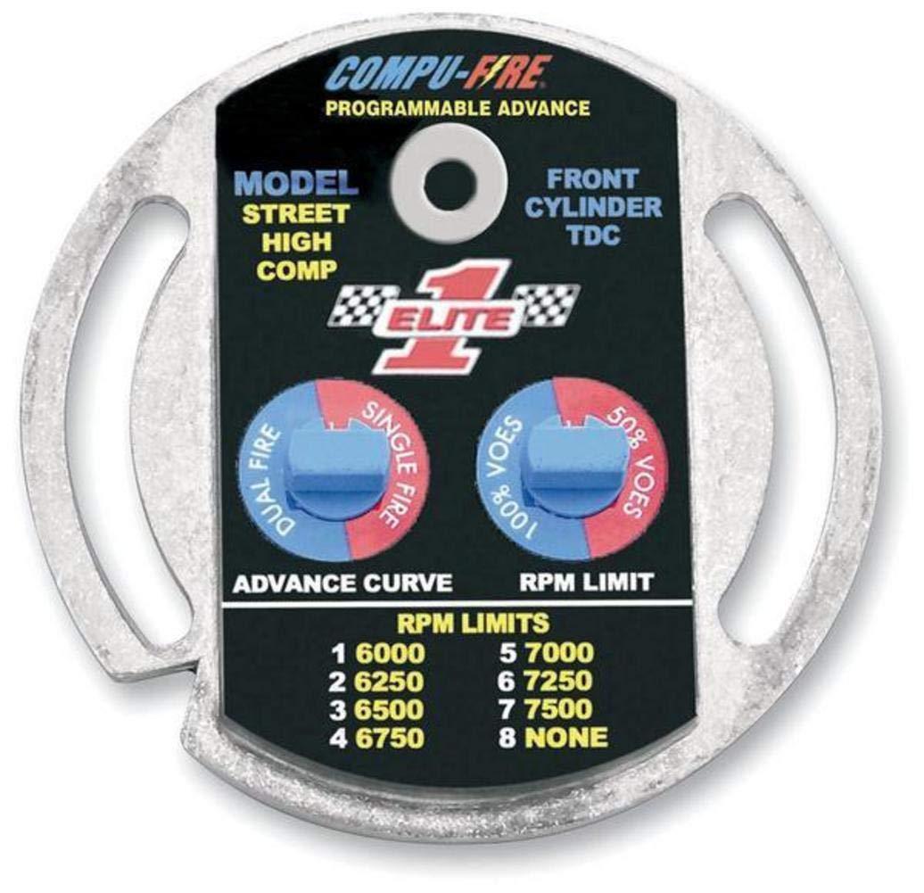 compu-fire single-fire点火システムfor Kick Start 22001 B002OAR6JM