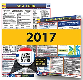 Amazon 2017 new york state federal labor law posters for 2017 new york state federal labor law posters for workplace compliance sciox Choice Image