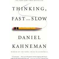 Thinking, Fast and Slow de Daniel Kahneman (2011-10-25). Pensar Rápido, Pensar Despacio