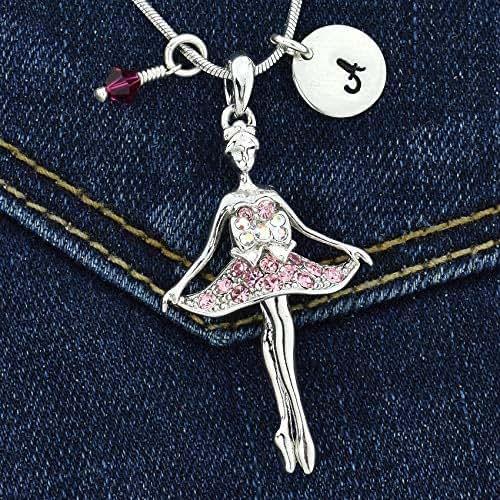 Sparkling Crystal Block Ring Chandelier: Amazon.com: Ballerina Custom Pendant Sparkling Pink