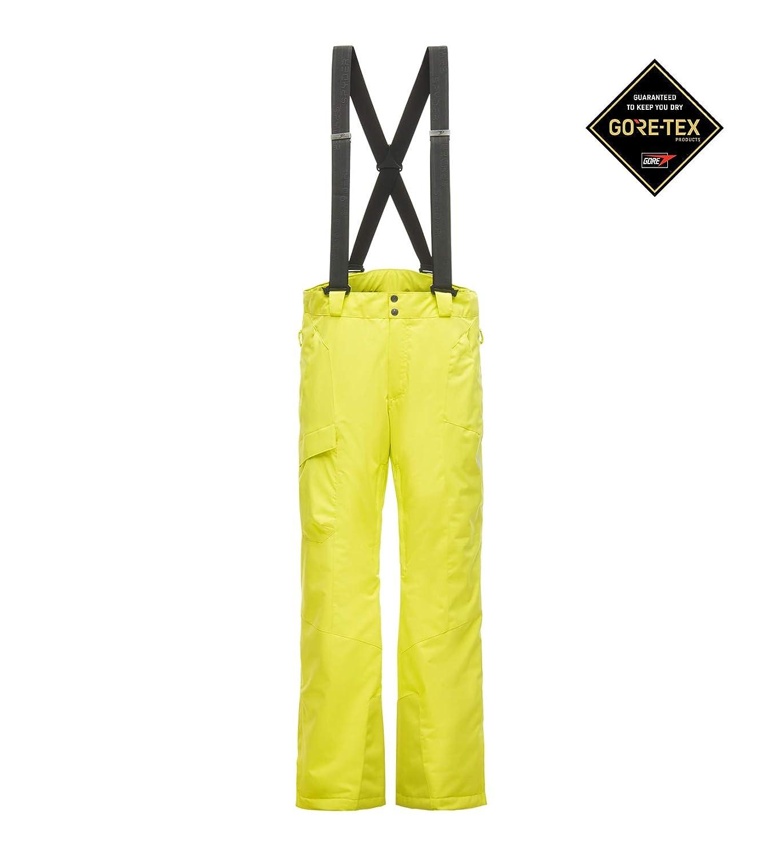 X-Large Acid//Acid Spyder Mens Sentinel Gore-tex Ski Regular Fit Pants