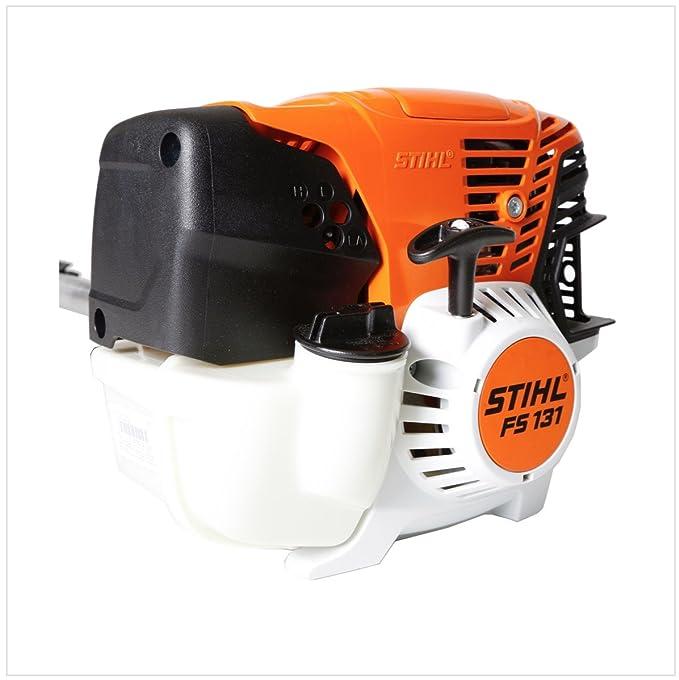 Stihl FS 131 - Desbrozadora (1,4 kW/1,9 CV, motor de 4 mezclas con ...