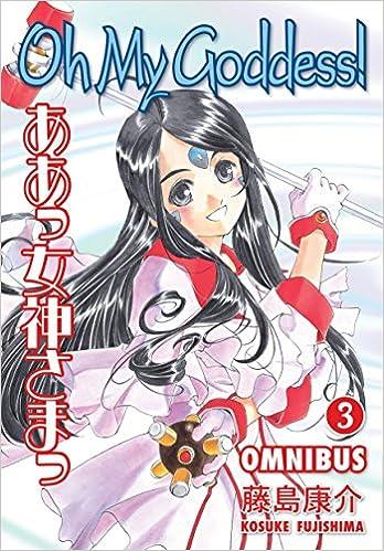 Oh My Goddess! Omnibus, Volume 3: Amazon.es: Kosuke ...