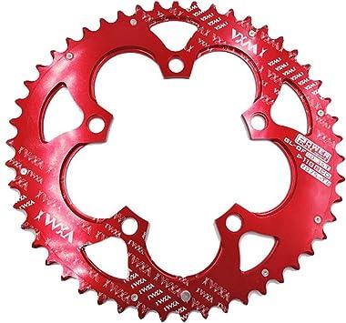 MagiDeal Plato de Bicicleta 35T / 50T 110 BCD 9-11 Velocidades ...