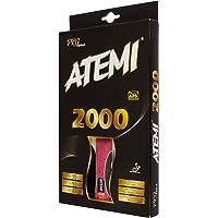 Atemi Pro Line 2000 Tischtennisschläger Ping Pong Top Qualität - ITTF zugelassen - Ideal für Anfänger und Fortgeschrittene