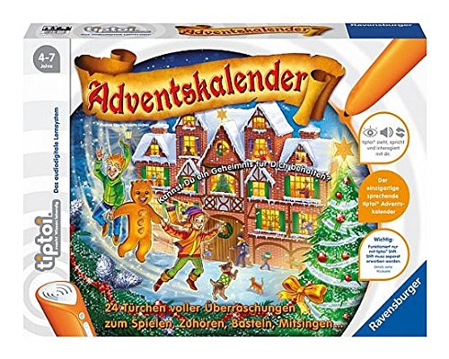 Toptoi Adventskalender Lernspielzeug