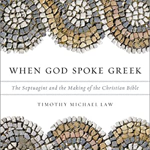 When God Spoke Greek Audiobook