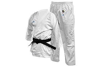 adidas Revoflex Traje de Kumite Karate WKF Aprobado, 150 cm ...