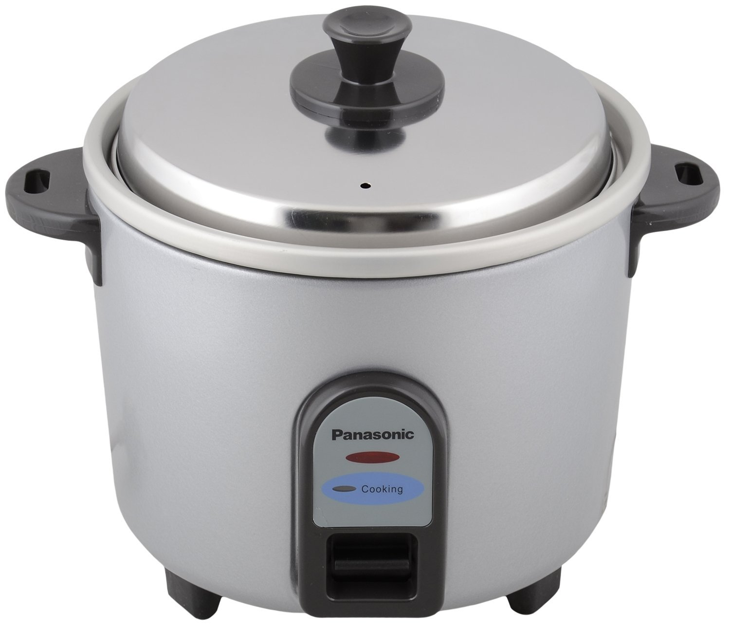 Buy Panasonic SR-WA10 2.7-Litre Automatic Electric Rice Cooker (Burgundy)  Online at Low Prices in India - Amazon.in