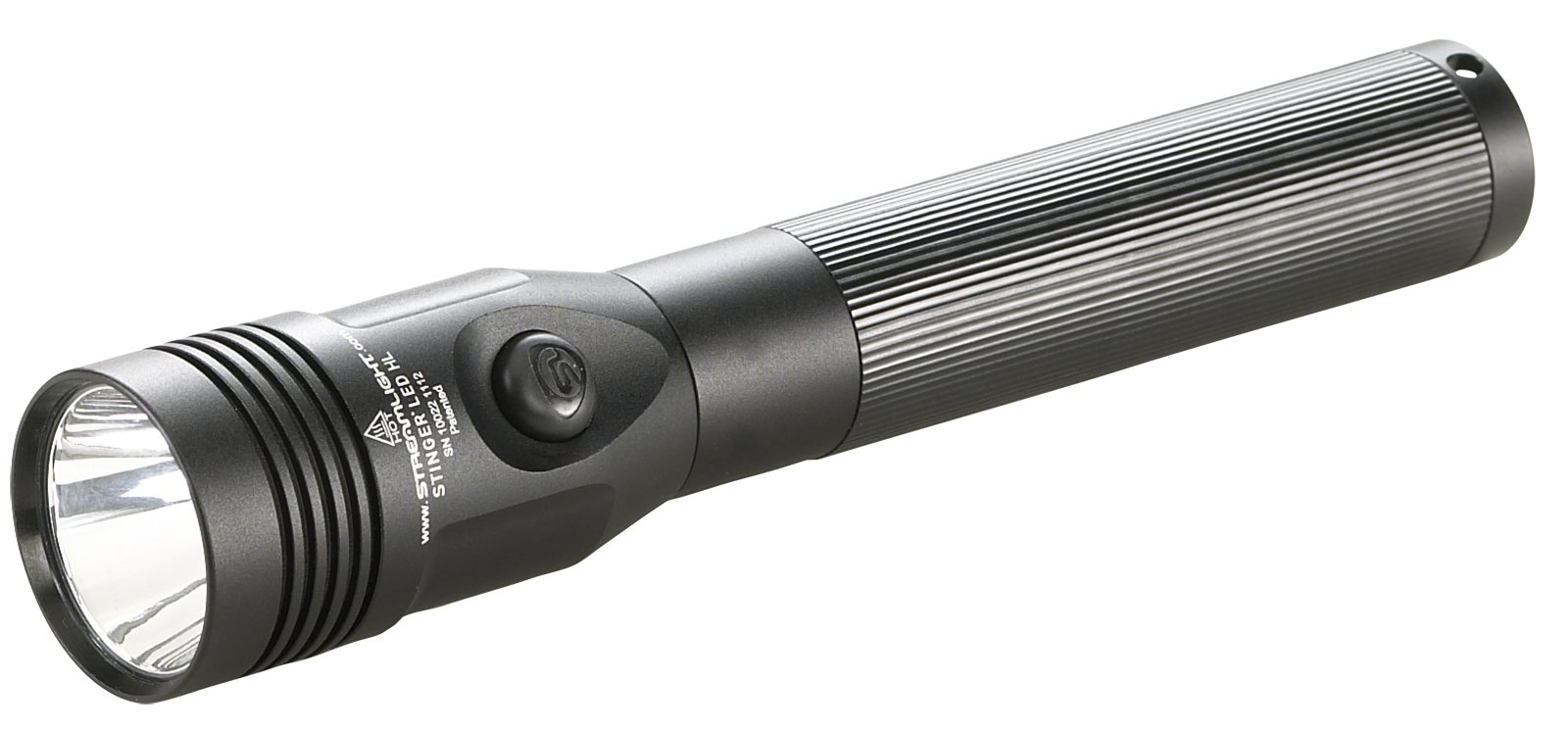 Streamlight 75429 Stinger LED High Lumen Rechargeable Flashlight without Charger