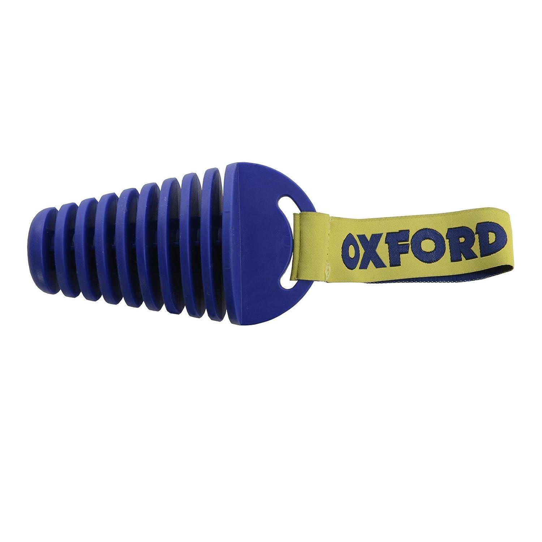 OX186 - Oxford Atelier É chappement Moto Bouchon 4 OX186 - Oxford Atelier Échappement Moto Bouchon 4 5030009141867
