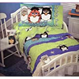 "2 FOR 20% OFF! Furby 4-piece Toddler Bed Comforter Set (fits 28"" x 52"" bed)"