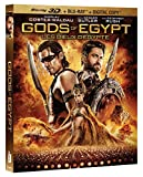 Gods Of Egypt [Blu-ray 3D + Blu-ray + Digital Copy] (Bilingual)