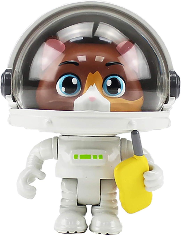 Smoby 7600180114 44 CATS Metti Figurine de jeu avec clavier Blanc