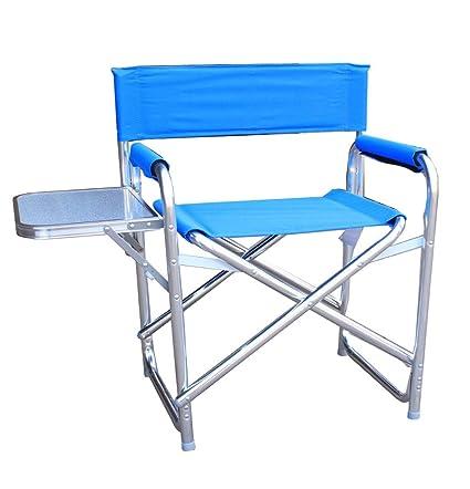 Pliante directeurs en Aluminium TYz Se Chaise plient Les fb6y7gY