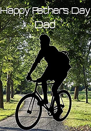 Personalised Cyclist Card