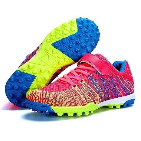 migliori scarpe da ginnastica f2fa7 bfb07 YAYADI Sport Sneakers Turf Scarpe da Calcio Indoor Kids ...