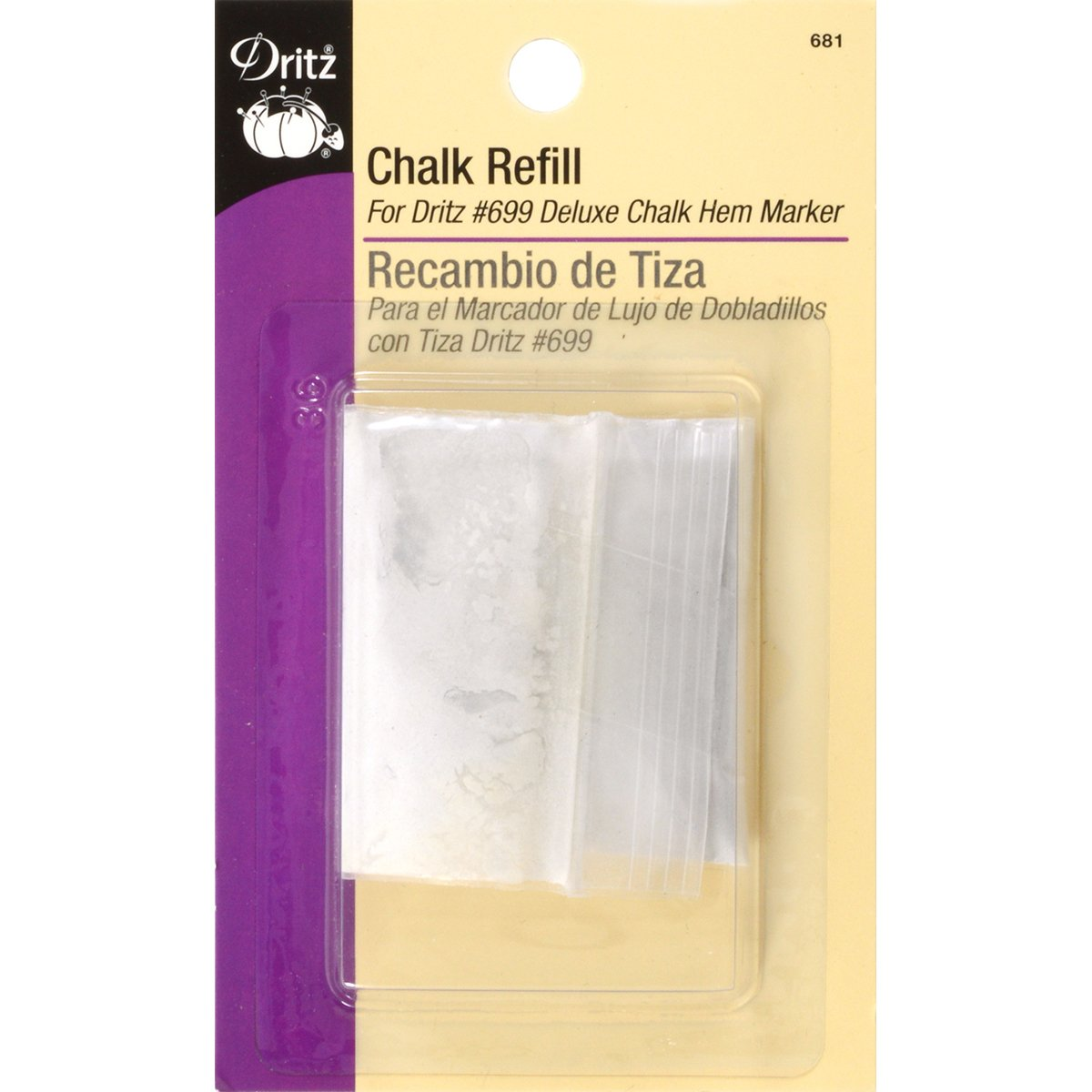 Dritz 681 Chalk Refill