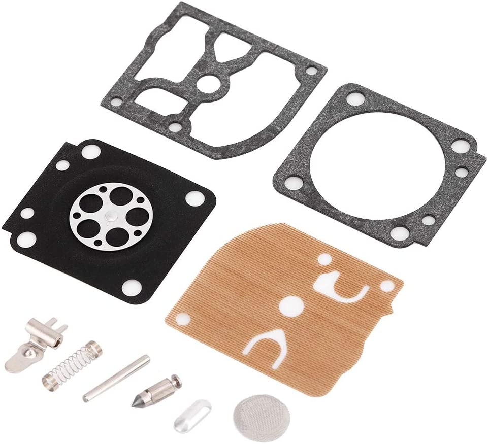 Aramox Carburetor Repair Kit Carburetor Carb Repair Chainsaw Repair Kit for STIHL MS 180 170 MS180MS170 018 017