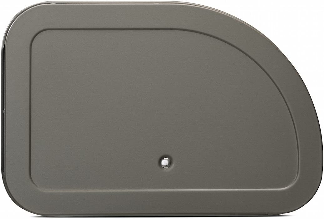 Brabantia 288340 Panera Normal Platinum Metal