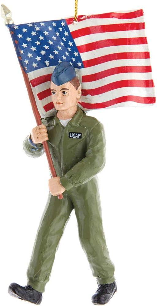 Kurt Adler U.S. Air Force Soldier Ornament