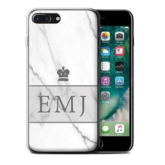 personalised iphone 8 plus gel case